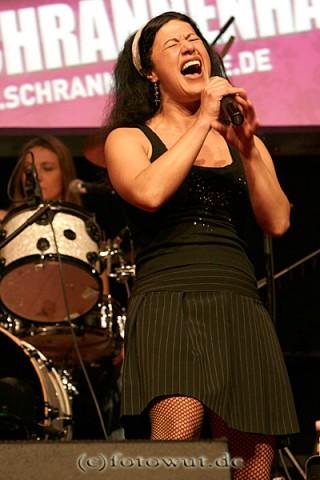 Daisy Ultra, Schrannenhalle München