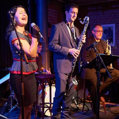 Franz-David Baumann Quintett,  Jazzclub Unterfahrt München