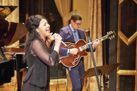 30-jähriges Jubiläum der New Jazzschool e.V.,  Jazzschool Allstars, Künstlerhaus München